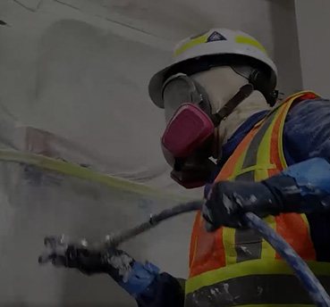 Fireproofing & Surface Prep